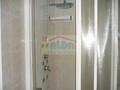 Plato de ducha con columna hidromasaje