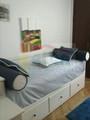 Habitación Libre con cama doble