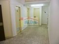 Zona de aseos, cuarto de limpieza, cuadro eléctrico, aire acondicionado etc